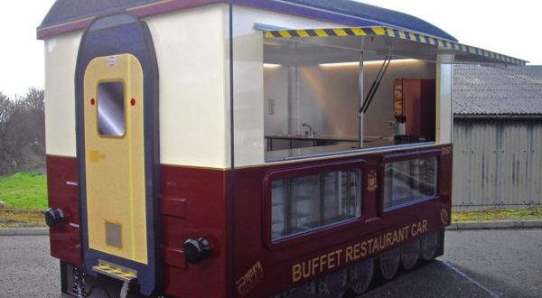 Buffet Car Bar
