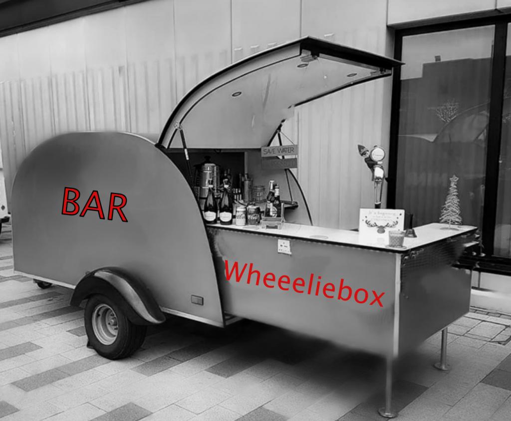 Teardrop Bar