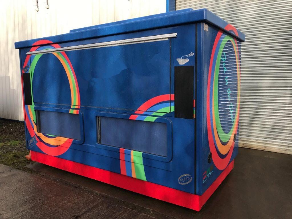 Rainbow Bar and Kiosk