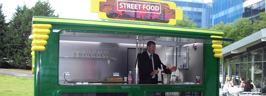 Catering Trailer Hire